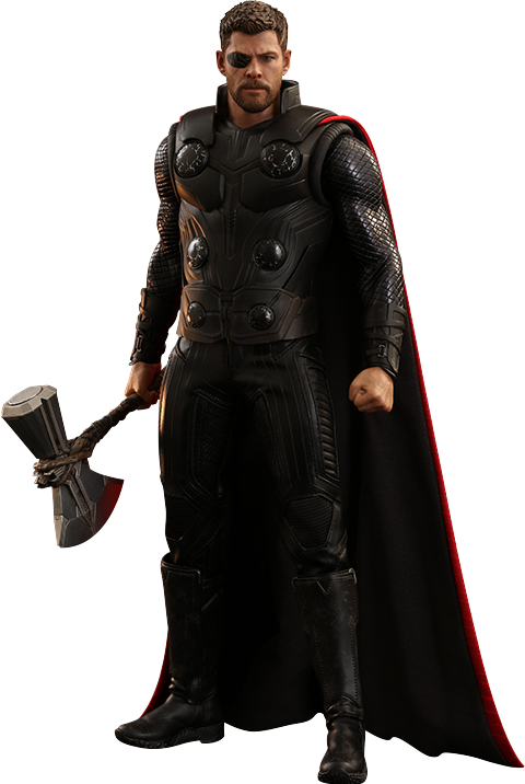 Thor svg infinity war. Marvel sixth scale figure