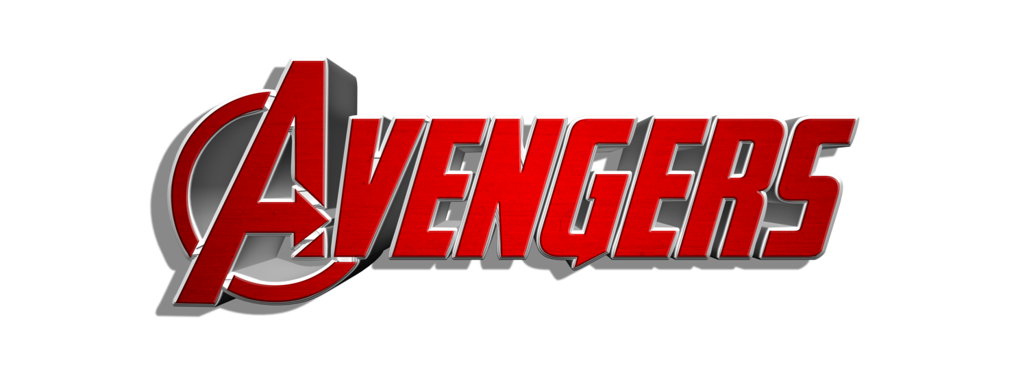 The avengers logo png. Custom original d by