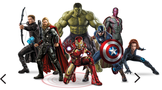 Avengers movie png. Image kingdom hearts fanon