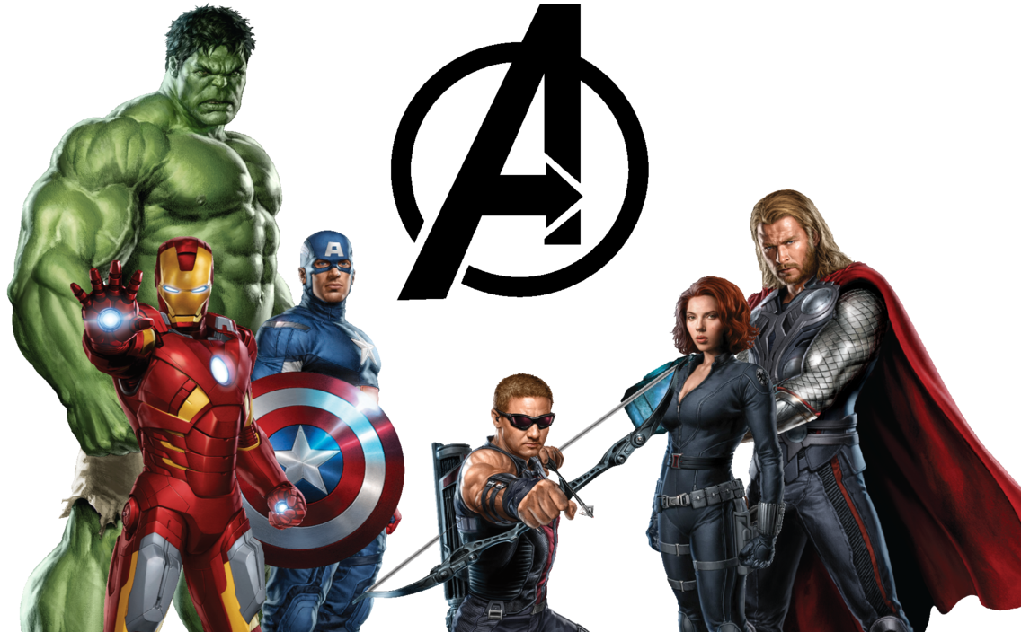 Avengers movie png. Transparent images all hd