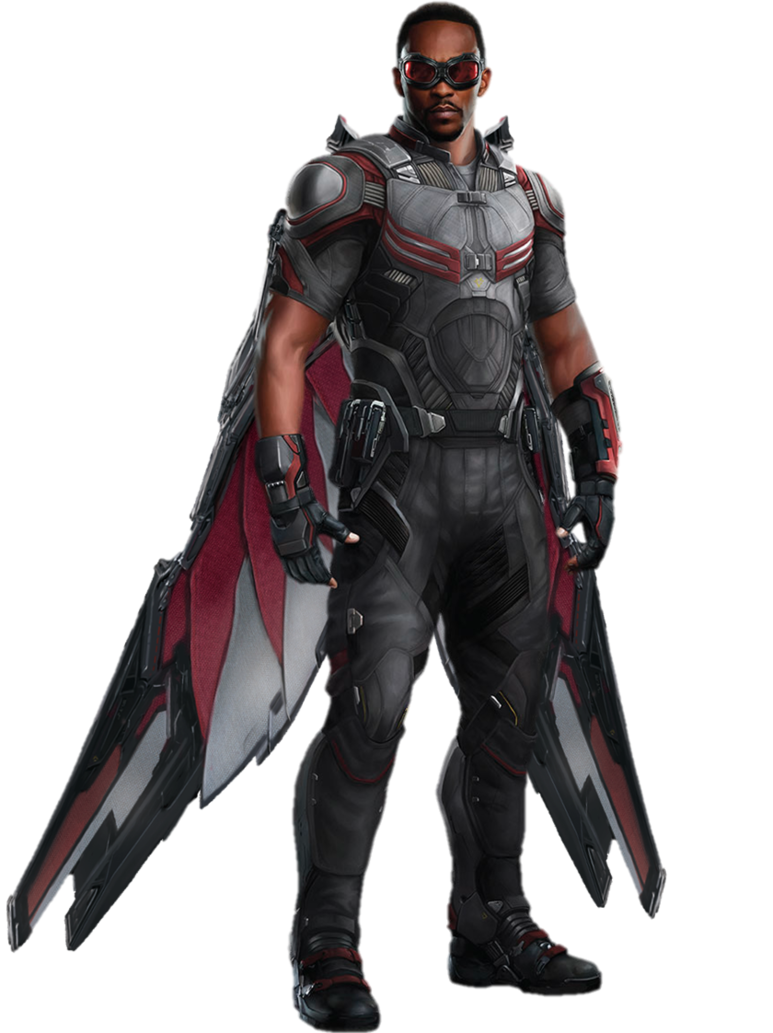 falcon marvel png