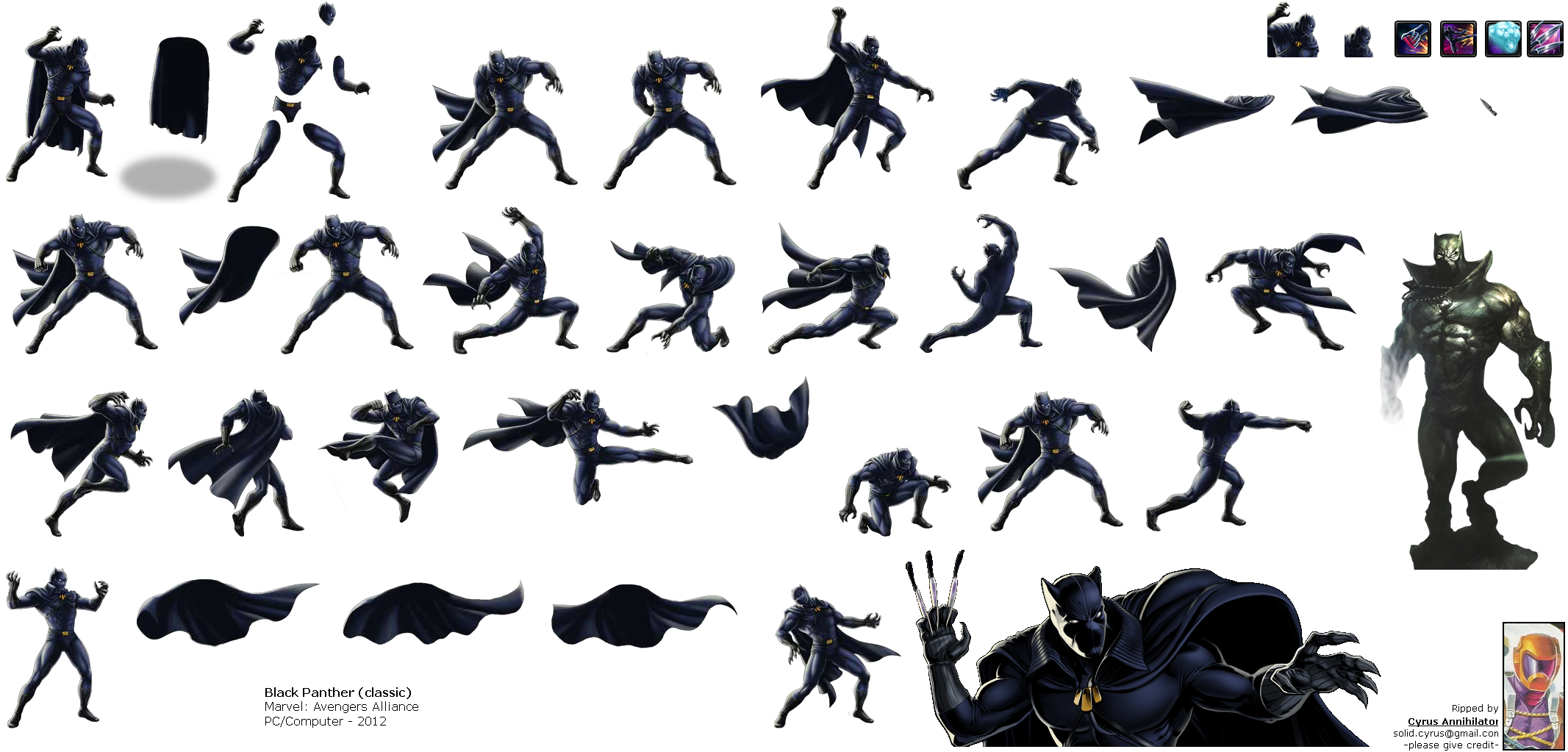 3d soldier sprite sheet png