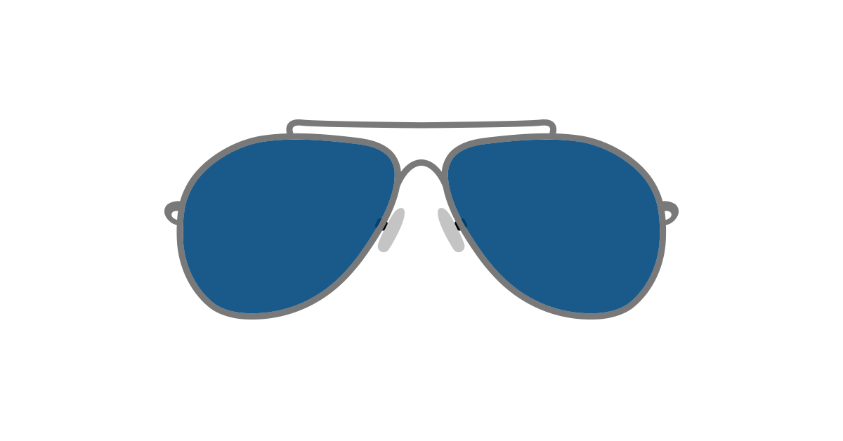 Aviator clipart vector. Sunglasses and png free