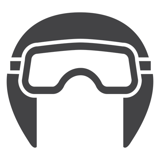 Aviator clipart svg. Helmet flat icon transparent