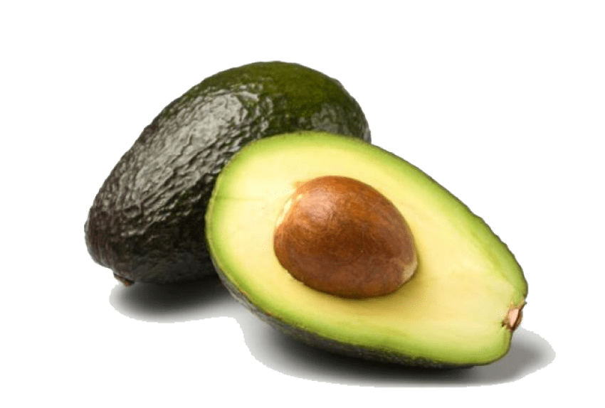 Avocado clipart png. Free images toppng transparent
