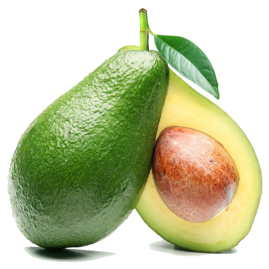 Avocado png. Transparent images all clipart