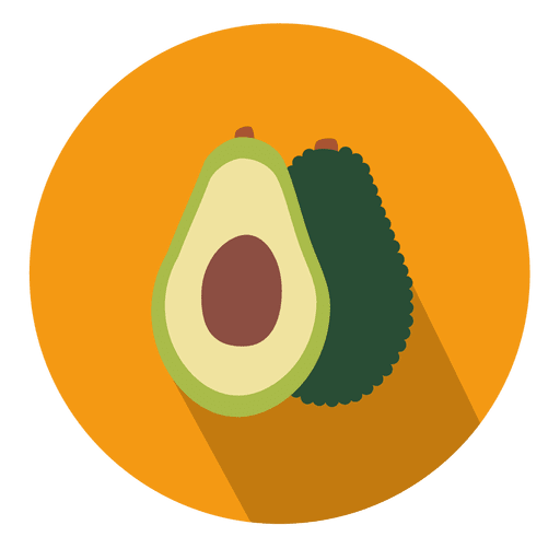avocado illustration png