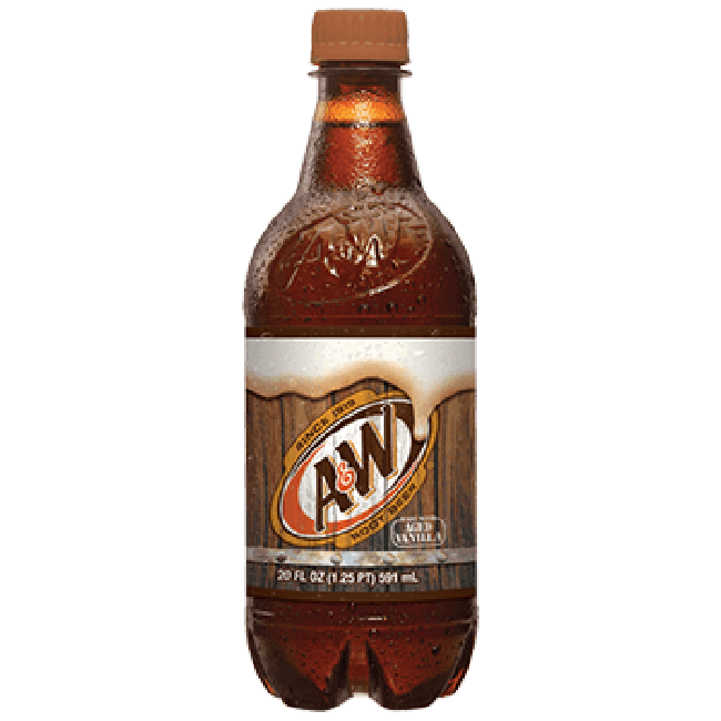 a&w root beer png