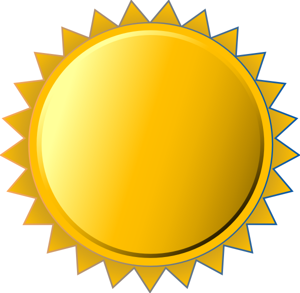 Blank seal png. Award certificate template gold