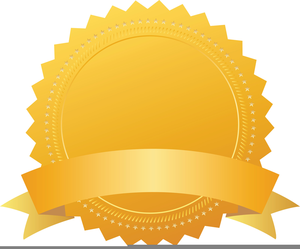 Award clipart certificate. Seals free images at