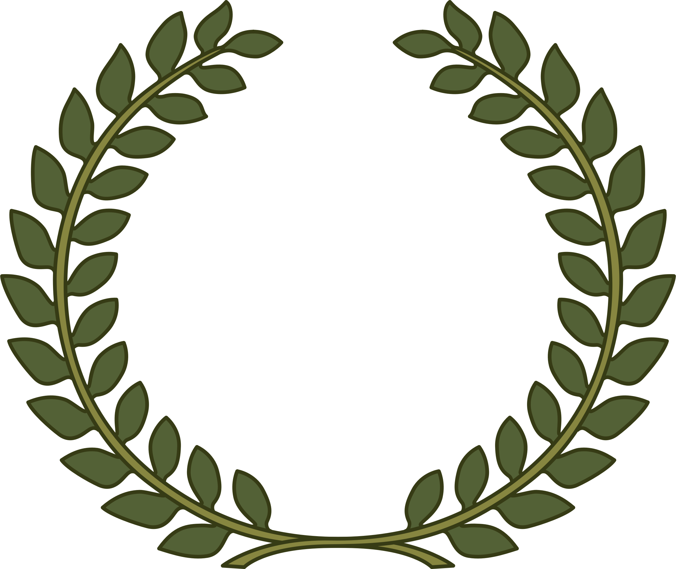 Laurel leaf png. Wreath icons free and