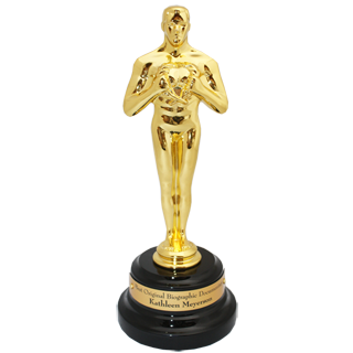 Award transparent academy. Oscar trophy png images