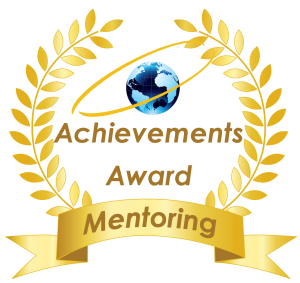 Award transparent achievement. Bhagat associates awards achievementawardsmentoringx