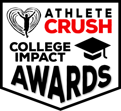 Award transparent athlete. College impact awards crush