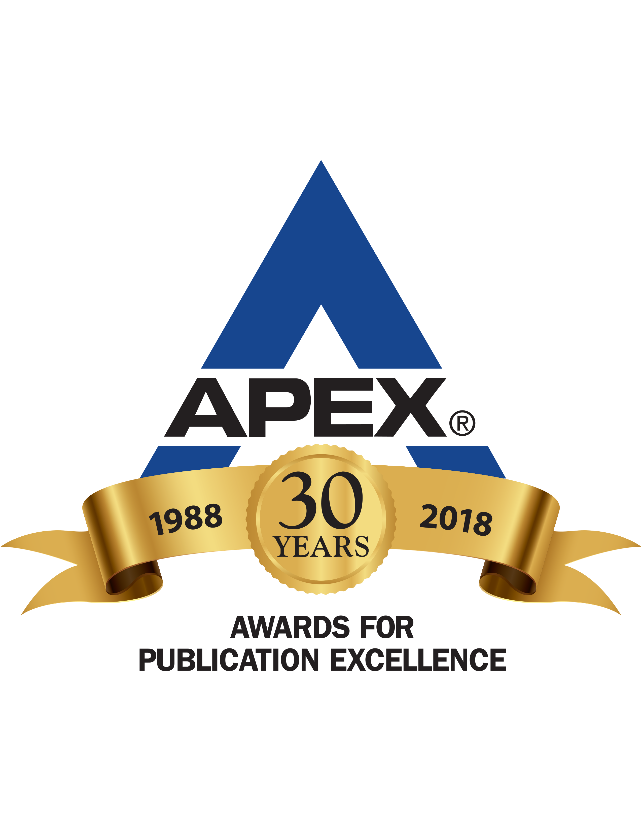 Award transparent excellence. Apex awards the th