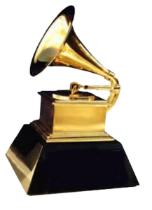 Award transparent grammy. Honored to be on