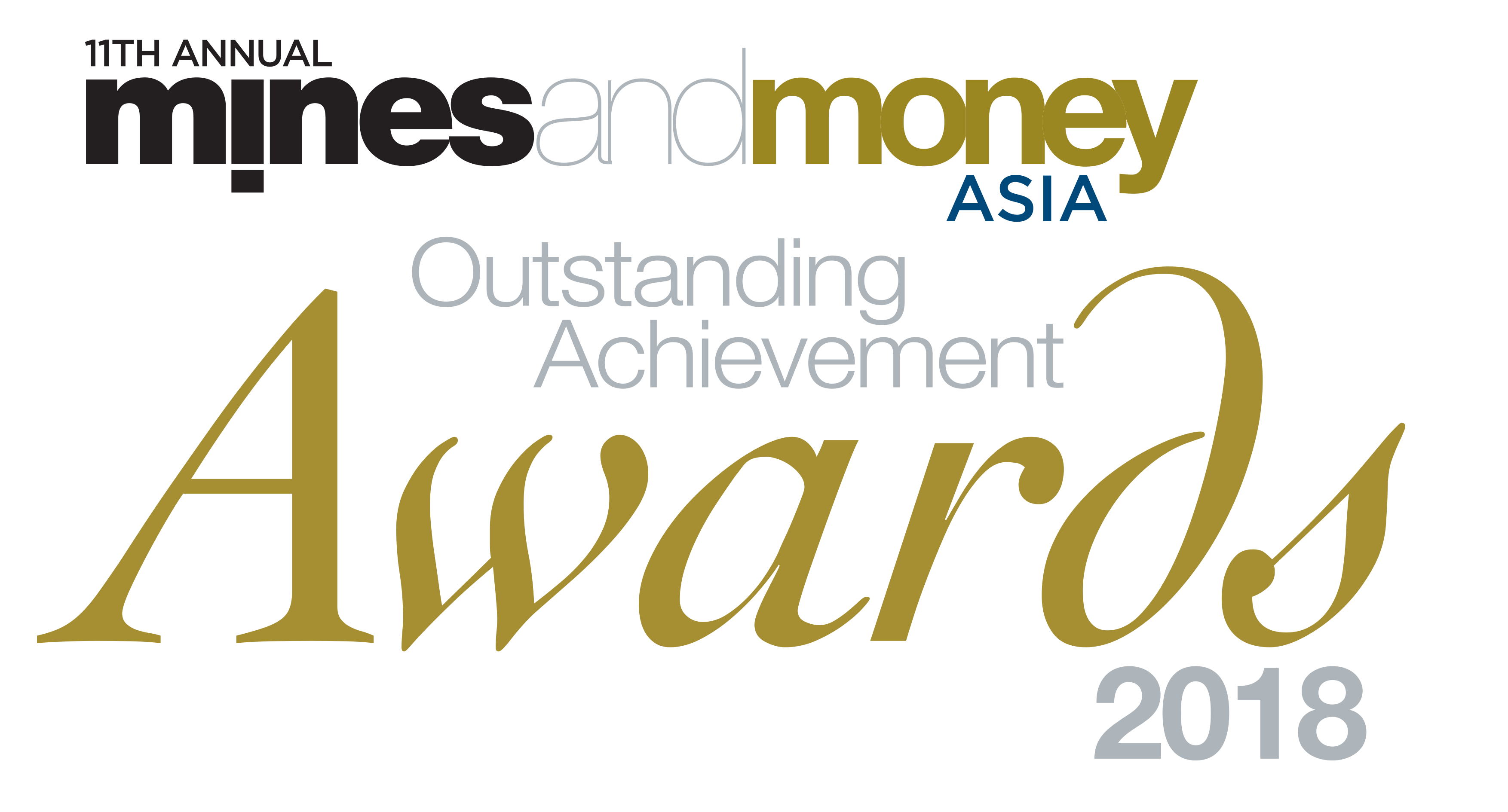 Award transparent outstanding achievement. Winners announced mines and
