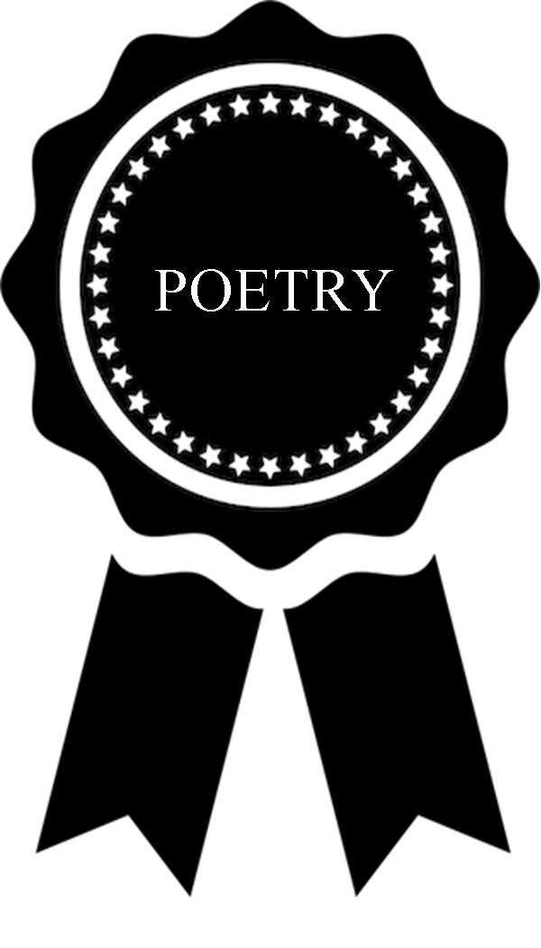 Awards clipart award winning. Annual poetry society of