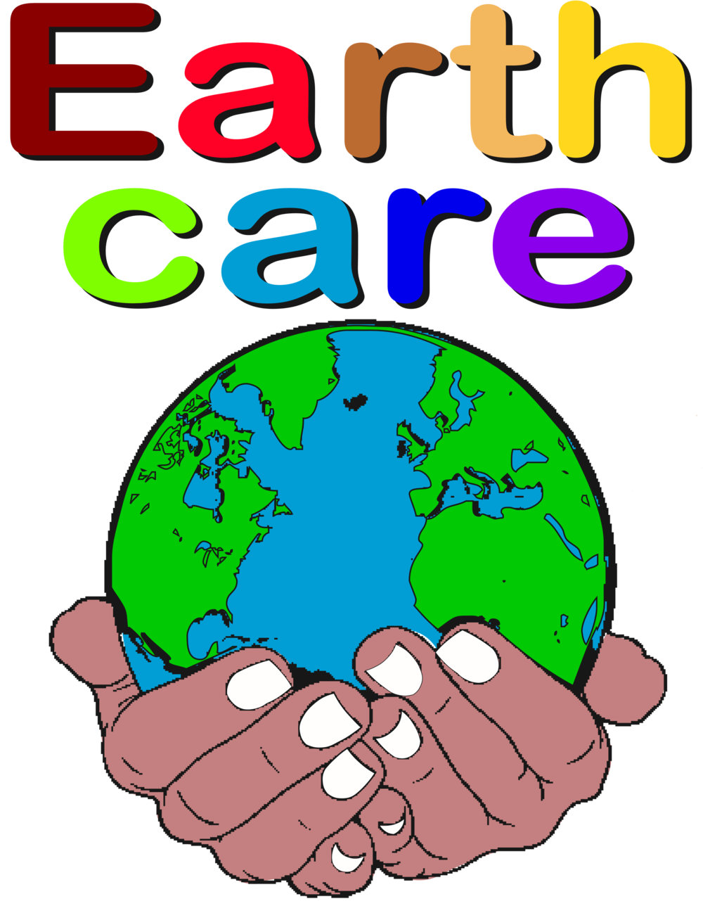 Awareness clipart environmental awareness. Publications earthcare