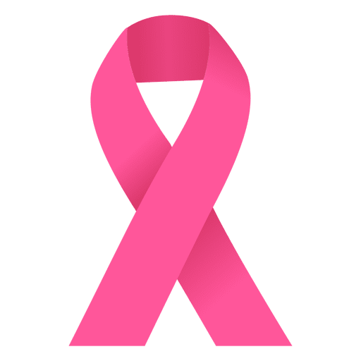 Support drawing pink ribbon. Breast cancer transparent png