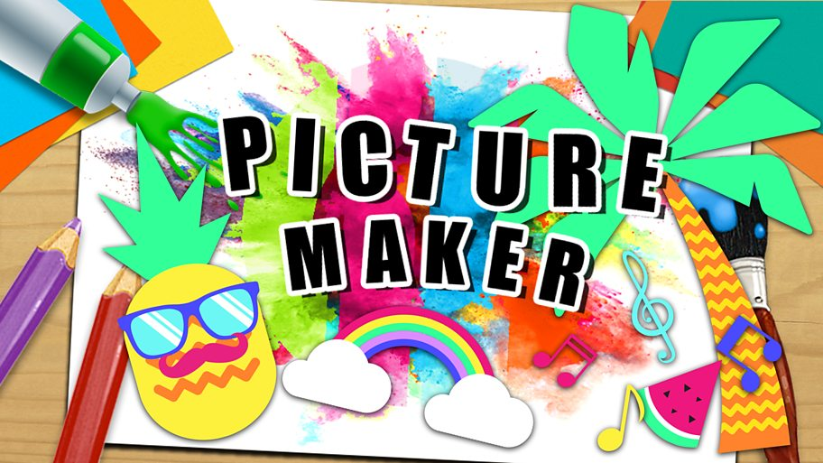 Awesome clipart cbbc. Picture maker bbc oops
