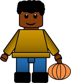 Lego clipart and friend. Christmas inspired kids for
