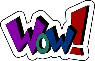 Wow clipart. Panda free images insanityclipart