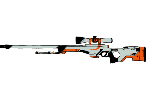 Awp medusa png. Lightning strike image related