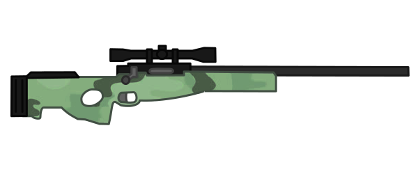 Awp weapon png. Pb fan artwork forest