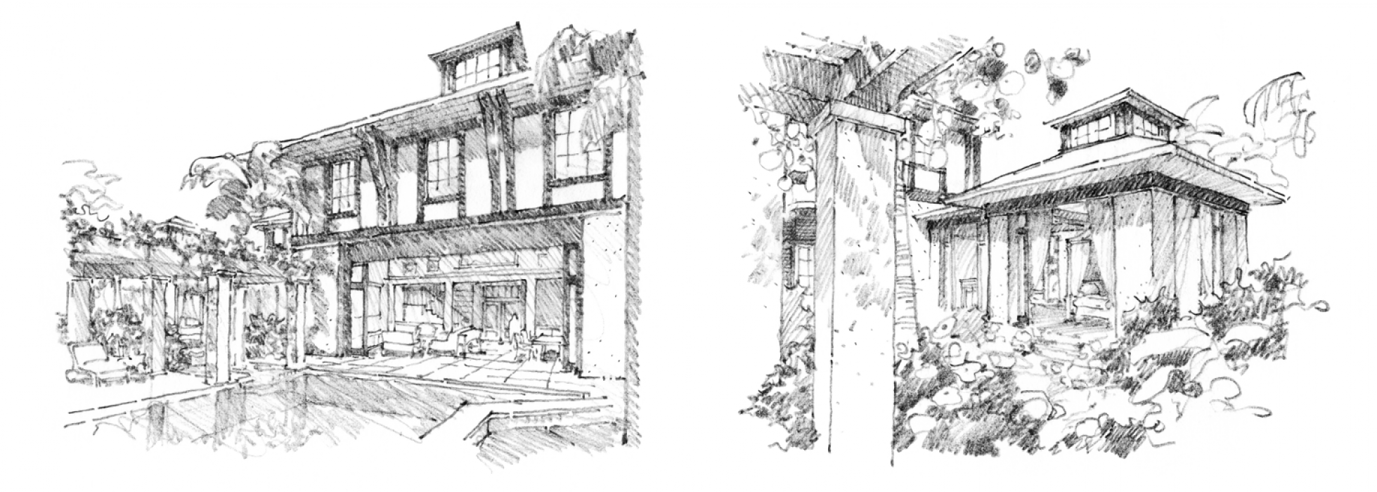 Historical concepts communities resorts. Old drawing architectural image transparent