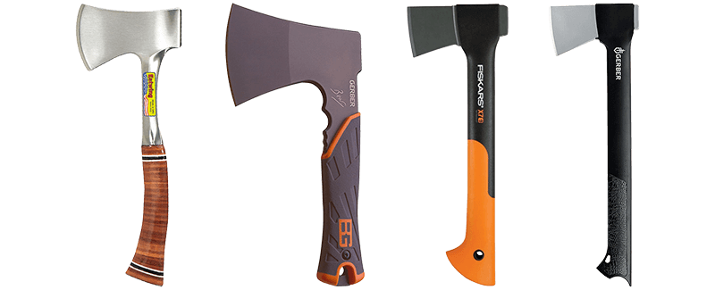 Ax drawing wedge. Best backpacking axe top