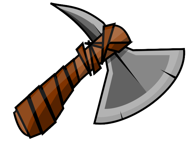 Weapon drawing tomahawk. Axe clip art library