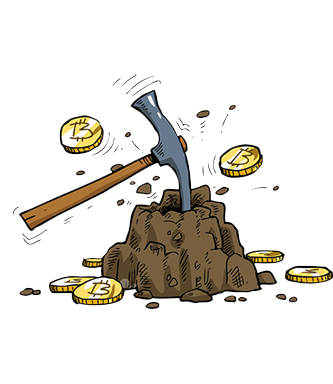 Axe clipart mining. Best bitcoin farm should