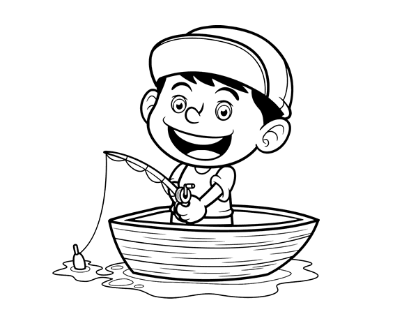 Pachuca drawing lil. Little boy at getdrawings