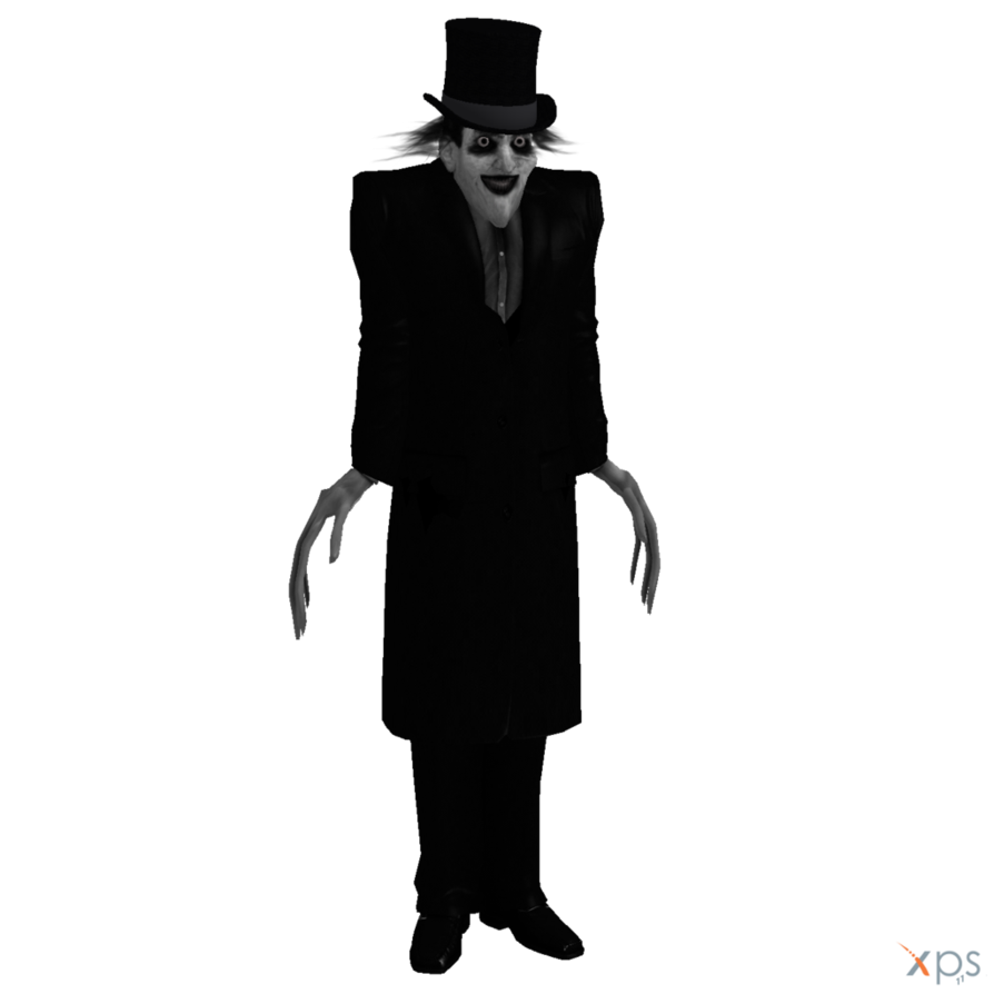 Babadook transparent. The by mrunclebingo on
