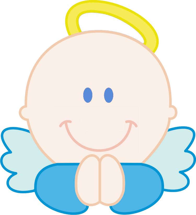 Angels clipart png. Large baby angel angelitos