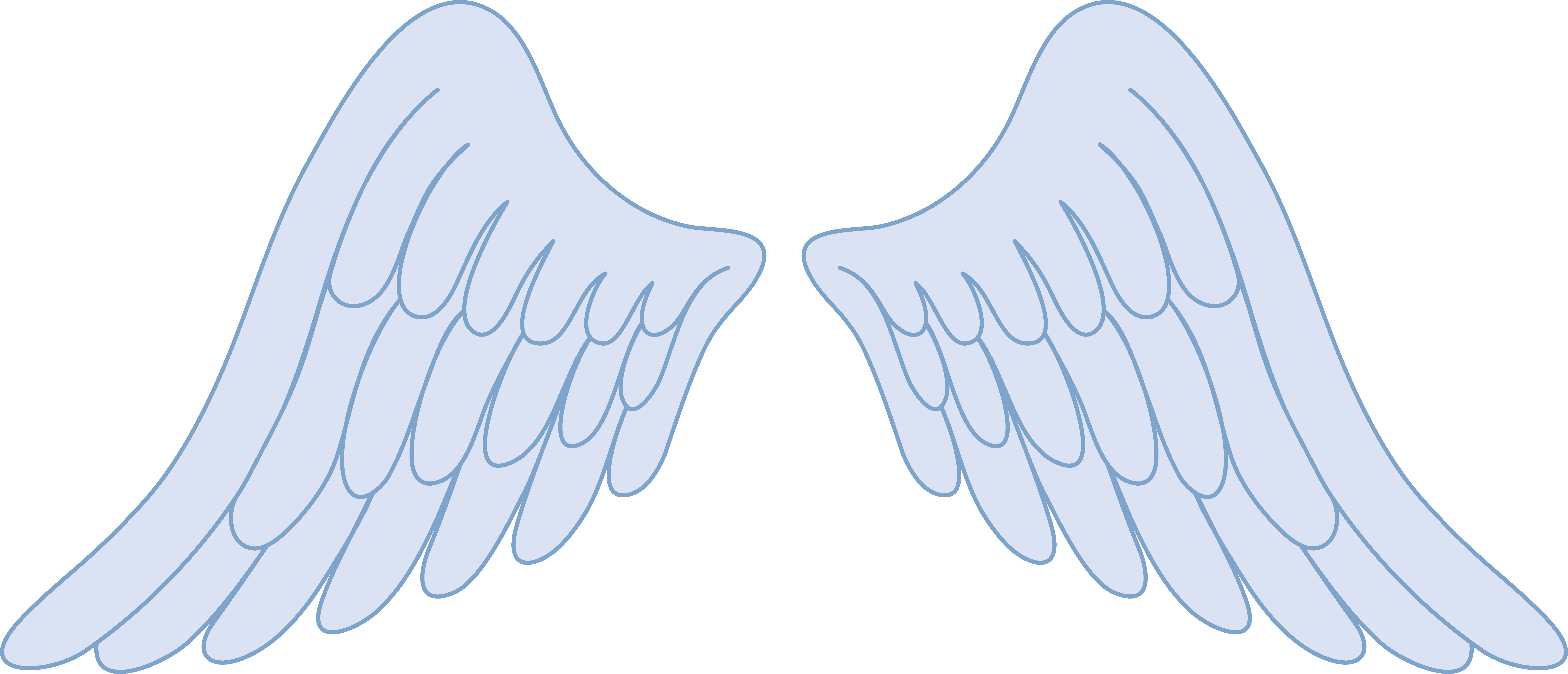 Baby angel wings png. Http sweetclipart com multisite