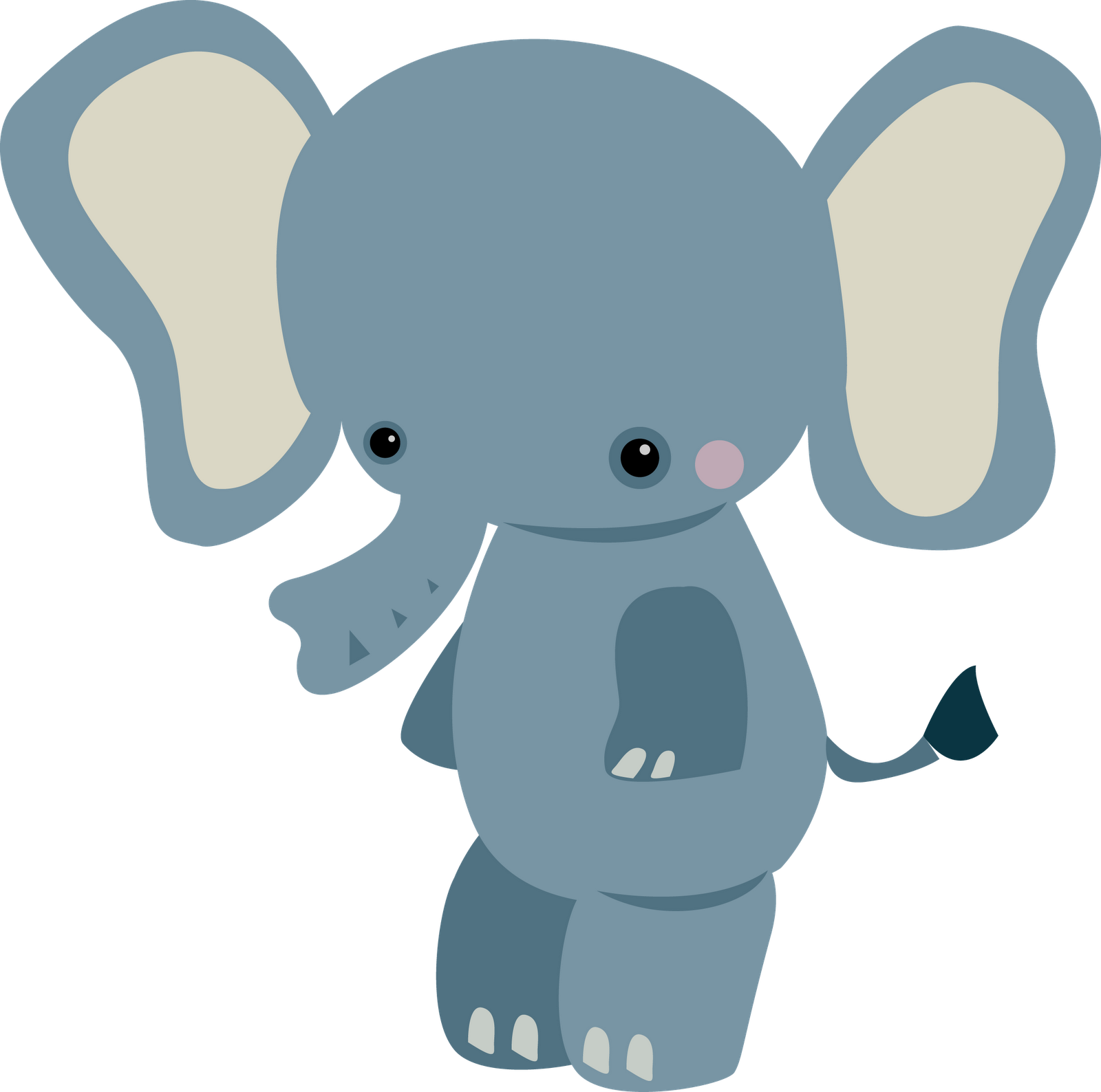 Baby animal png. Cute clipart at getdrawings