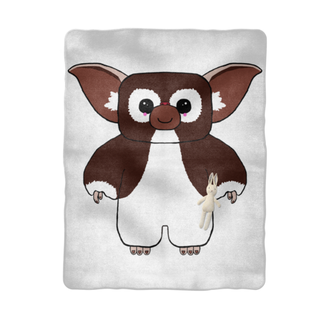 Blankets tagged alternatots gizmo. Baby blanket png jpg black and white download