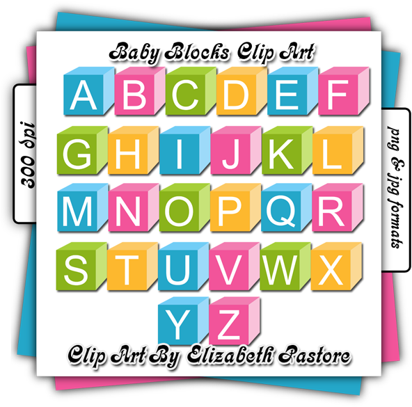 Download baby letters png. Transparent block letter black and white stock