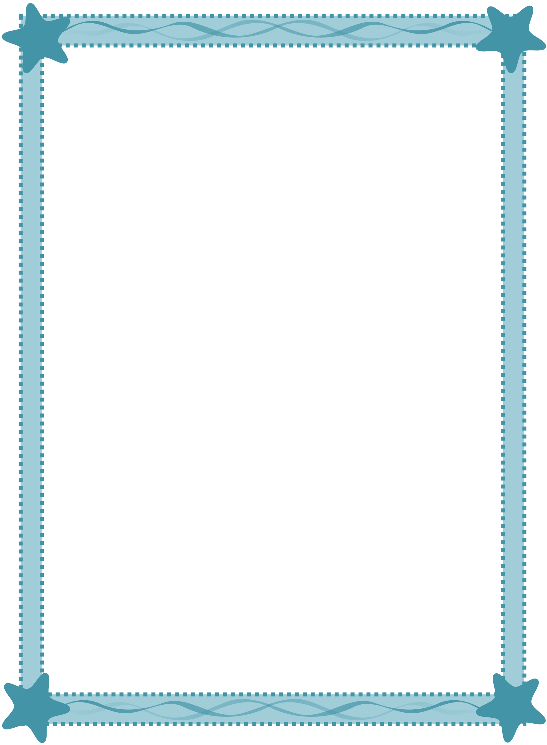 Baby border png. Clipart sea frame big