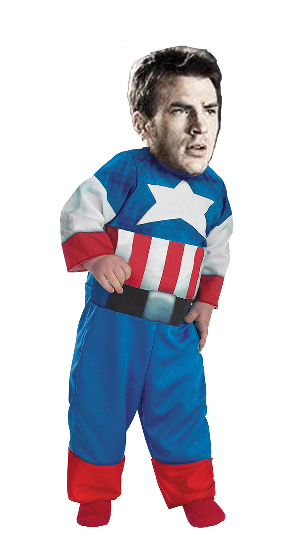 Baby captain america png. First try devbest com