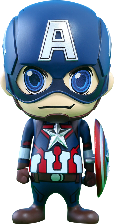 Baby captain america png. Marvel vinyl collectible by