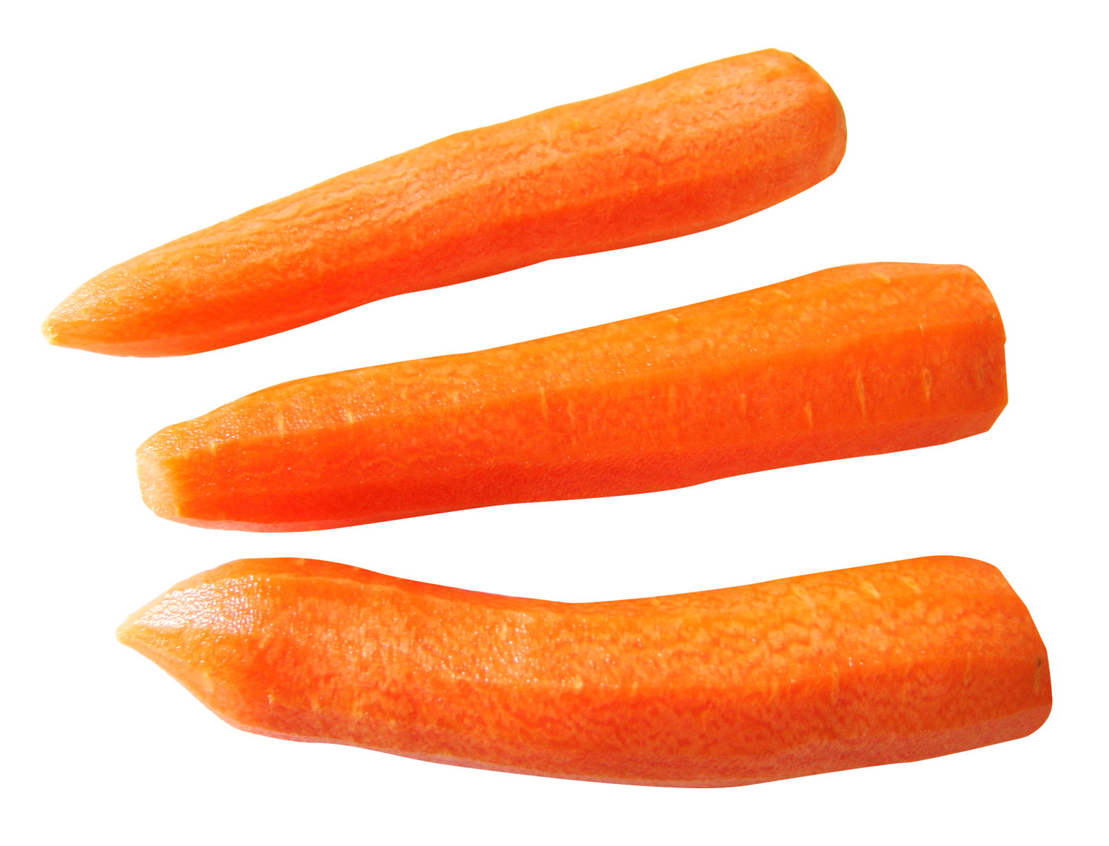 carrots png sliced