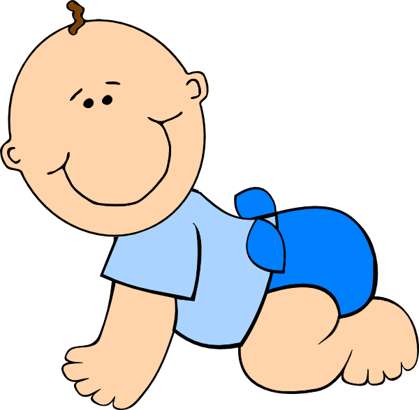 Baby clip art png. Playing at vector free
