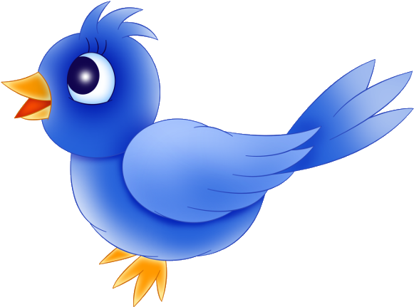 Baby clipart blue bird. Download cartoon png image