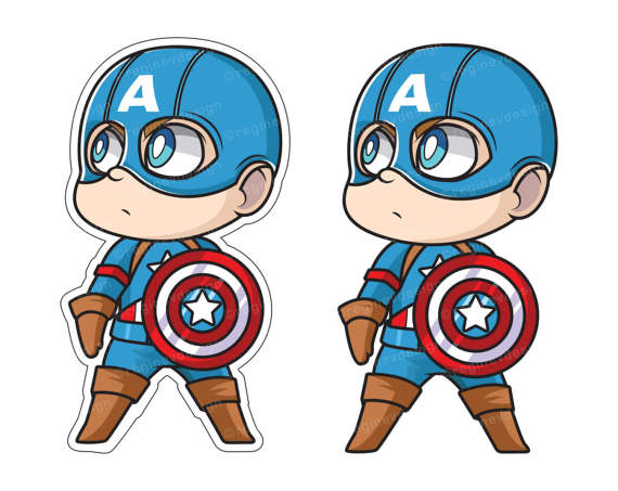 Baby clipart captain america. Winsome beautiful clip art