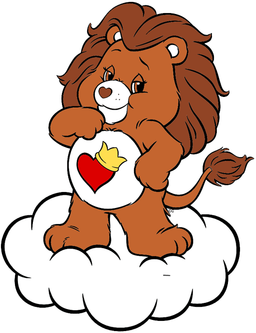 Baby clipart care bear. Bears and cousins clip