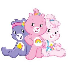 Baby clipart care bear