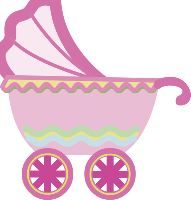 Crib clipart. Free baby clothes download